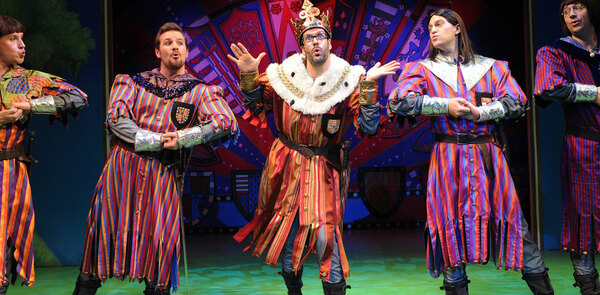 Pythons deny producer is owed Spamalot royalties