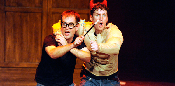 Harry Potter parody to return to West End