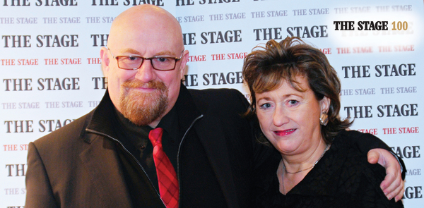 National Theatre's Hytner and Starr join Panter and Squire at top of Stage 100