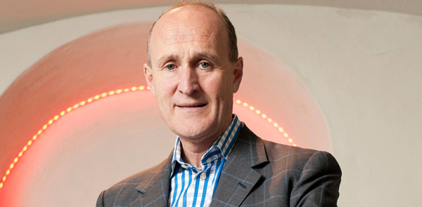 ACE chair Peter Bazalgette - business must 're-enter' arts funding