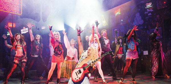Rock of Ages to close in London prior to UK tour