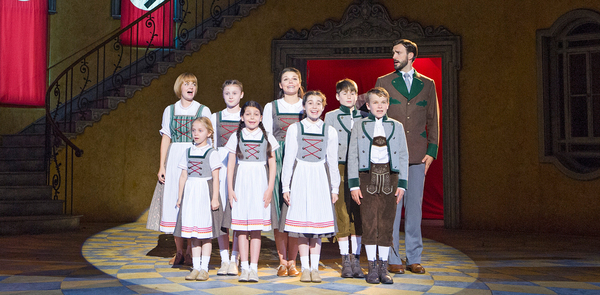 The Sound of Music extends run at Regent's Park