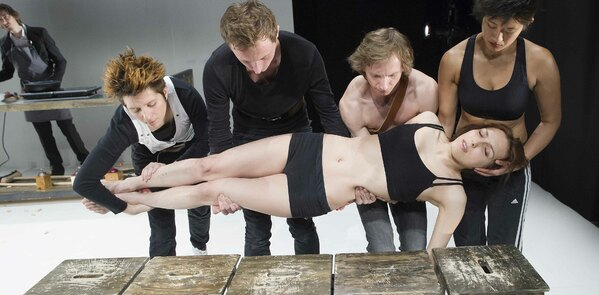 End of term report - working with Belarus Free Theatre