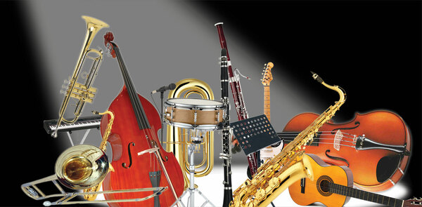 Down the pits – West End musicians
