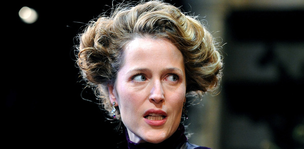 Gillian Anderson to star in Young Vic's A Streetcar Named Desire
