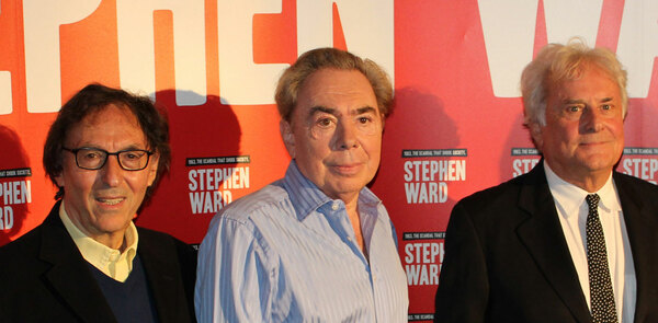 'Andrew Lloyd Webber should have a statue in the West End' - Don Black