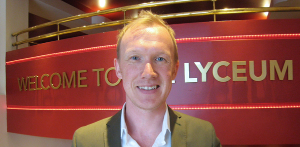 Everyman producer appointed as new director of Crewe Lyceum
