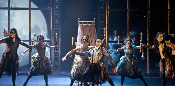 Matthew Bourne and Russell Maliphant lead National Dance Awards nominations