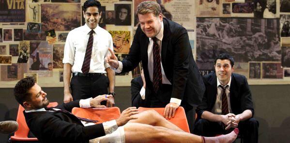 The History Boys tops poll for nation's favourite play