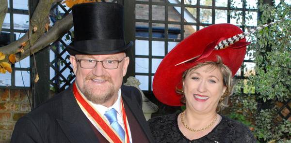 ATG's Howard Panter receives knighthood