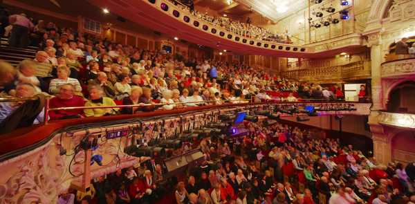 Are there really 'no bad seats, only bad shows'?
