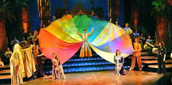 Andrew Lloyd Webber's Joseph to be turned into animated film