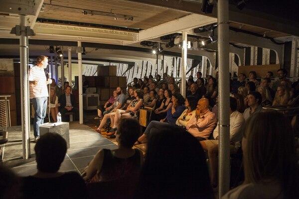 Cutty Sark transforms into fringe theatre