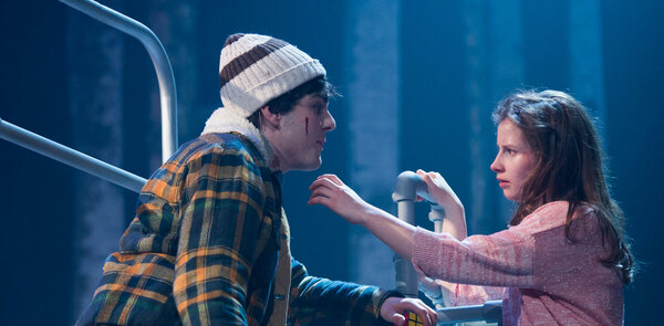 Let the Right One In beats National's Othello at South Bank Sky Arts Awards