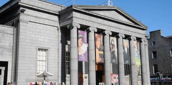 Aberdeen music hall to get major upgrade thanks to capital grant