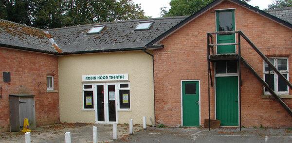 Judi Dench and Ian McKellen help reopen Robin Hood Theatre