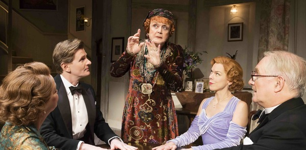 Ocotogenarian theatrical delights - the return of Angela Lansbury