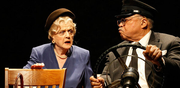 Driving Miss Daisy play starring Angela Lansbury to be screened at BFI