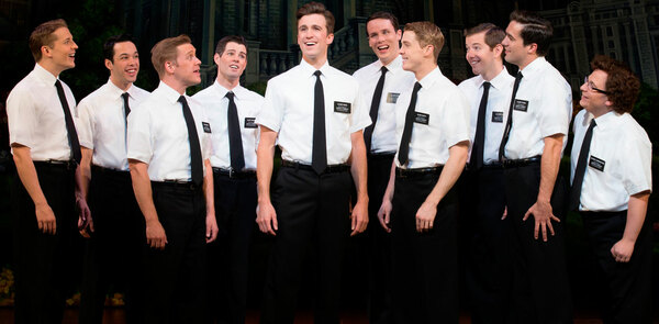 Book of Mormon and Chimerica win big at Olivier Awards 2014
