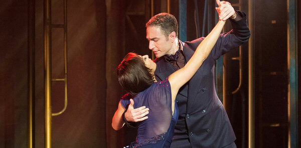 Strictly Come Dancing pair to bring Dance 'Til Dawn to Aldwych Theatre