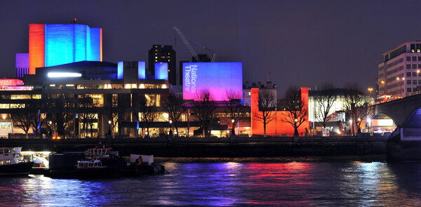 National Theatre to rename Shed space after licence expires