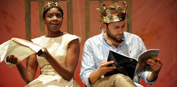 Training: Shakespeare and children
