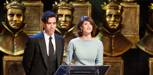 Sorry ITV, but the Olivier Awards isn't just about musical theatre