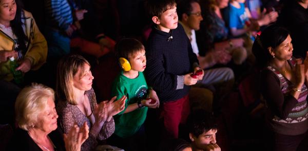 Theatre and autistic spectrum disorders