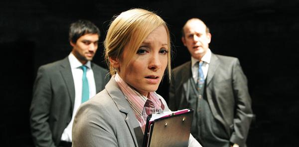 Joanne Froggatt to star in Rabbit Hole in the West End