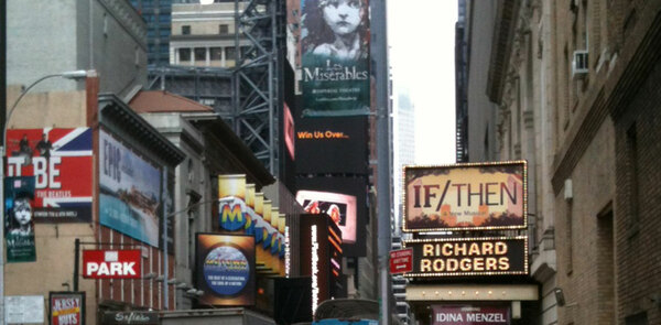 Broadway box office takings increase by 11.4% to $1.27bn