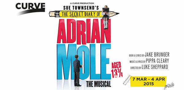 Adrian Mole musical to premiere in Leicester next year