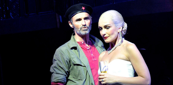 Evita to reopen West End's Dominion starring Marti Pellow