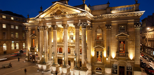 Newcastle's Theatre Royal gets backstage revamp