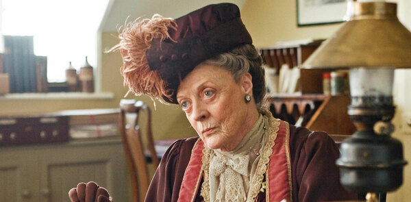 Downton Abbey nominated for 12 Emmy awards