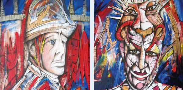 Art exhibition celebrates West End theatre