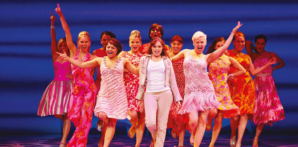Liverpool Empire to host Mamma Mia! international tour