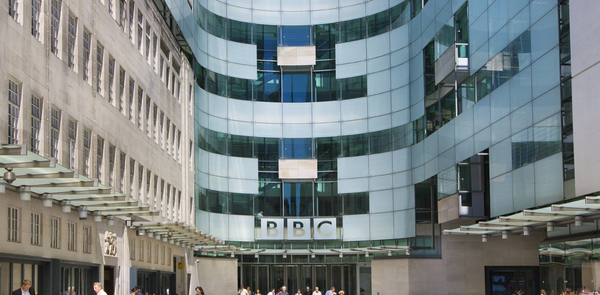 BBC Radio increases minimum rates of pay for writers by just 1%