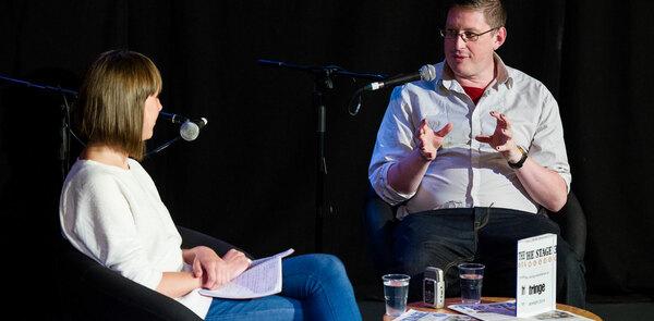 Listen to Chris Goode's Edinburgh Fringe Q&A