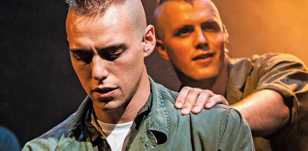Dogfight was a bone of contention for critics. Photo: Darren Bell