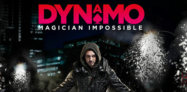 Dynamo: stage magic shows need 'reinventing'