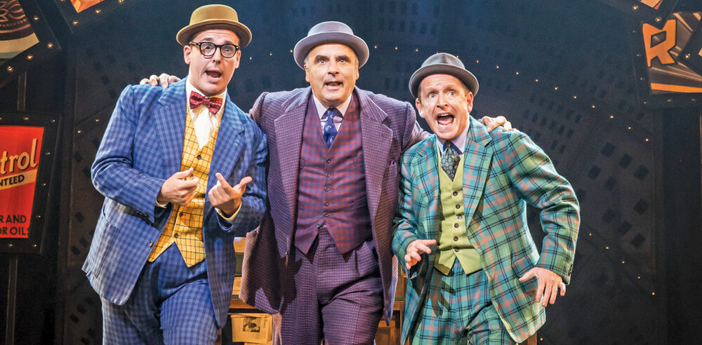 Guys and Dolls at Chichester Festival Theatre. Photo: Johann Persson