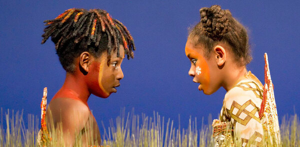 West End's The Lion King seen by more than 12 million people