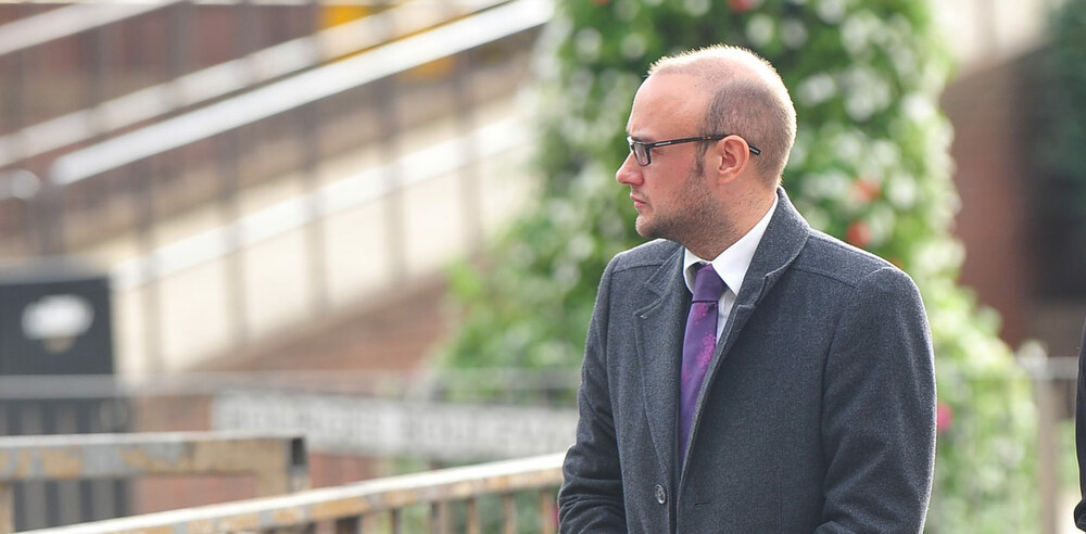 Paul Coxwell. Image courtesy of Peterborough Telegraph