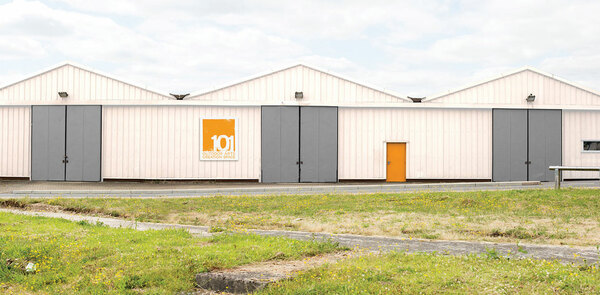 Newbury's Corn Exchange to open centre for developing outdoor work