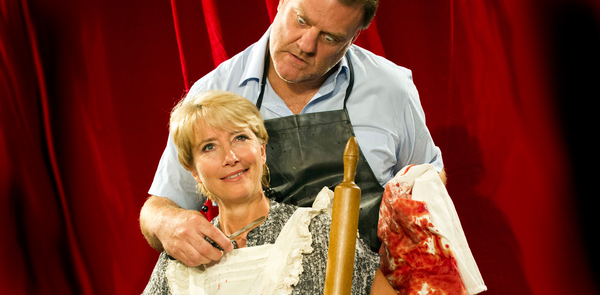 Do the publicity shots make ENO's Sweeney Todd look like Mary Berry the Musical?