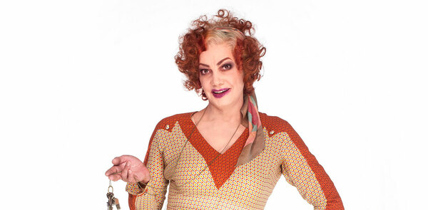 Craig Revel Horwood to star as Miss Hannigan in new tour of Annie
