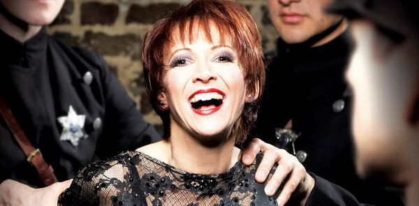 Bonnie Langford and Gary Wilmot join Dirty Rotten Scoundrels cast