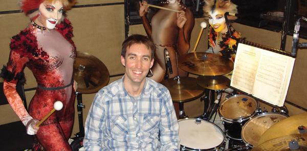 David Pack: drummer
