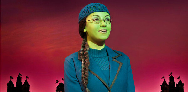 Emma Hatton to star as Elphaba in Wicked