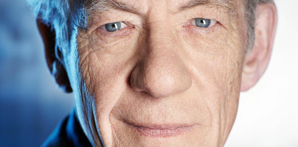 Ian McKellen is among nominees for the BBC Audio Drama Awards Photo: Sarah Dunn